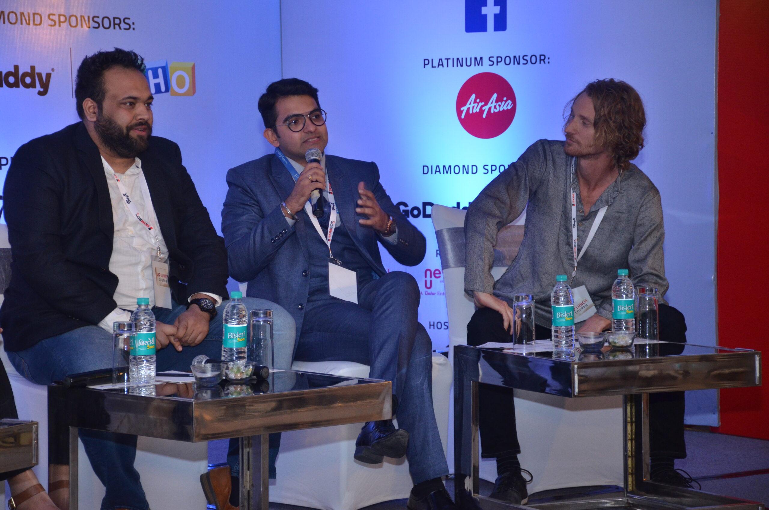 Mayank Batra - Get Digital With Mayank - Speaker at BlogX