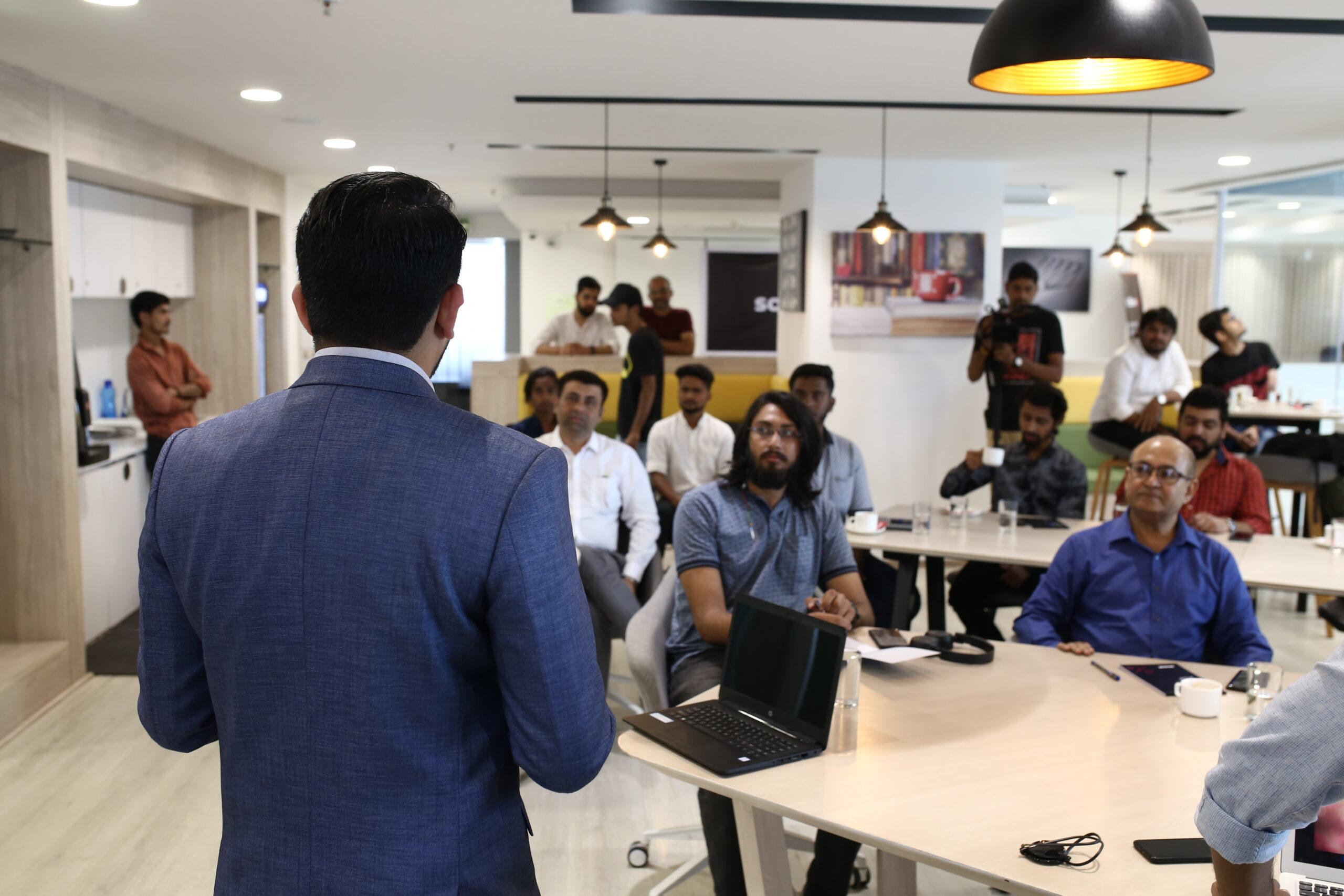 Mayank Batra - Get Digital With Mayank - Startup Mentor